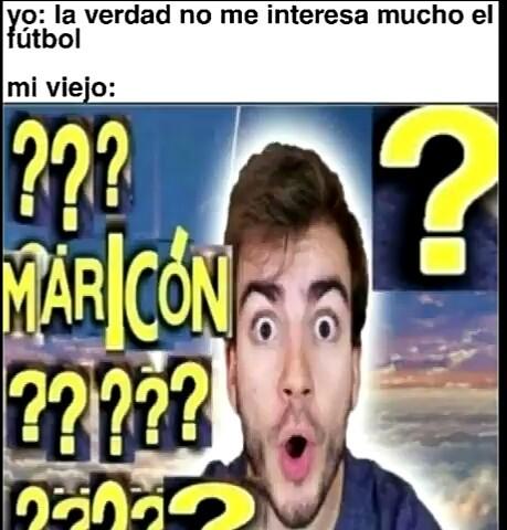 Argentina be like - meme