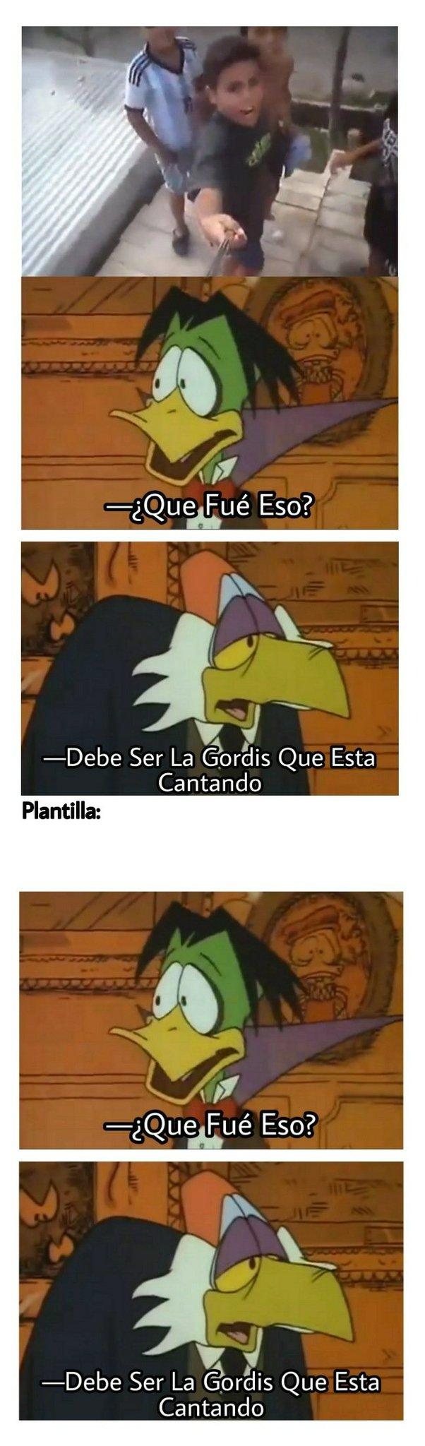 El Conde Pátula - meme