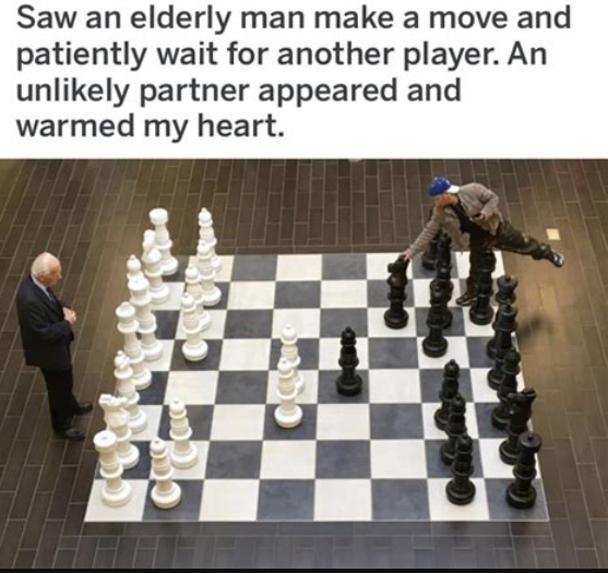 Chess meme again again. I played chess 2 hours today, and I'll probably do it some more