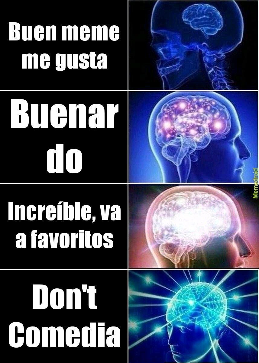 Don't Comedia - meme