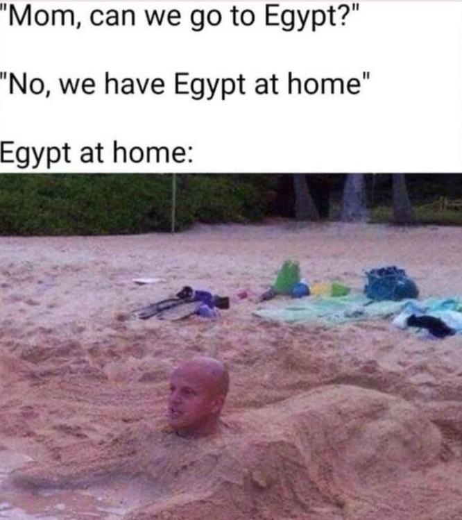 Egypt - meme