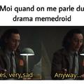 """El famoso """"drama"""". :oui:"""