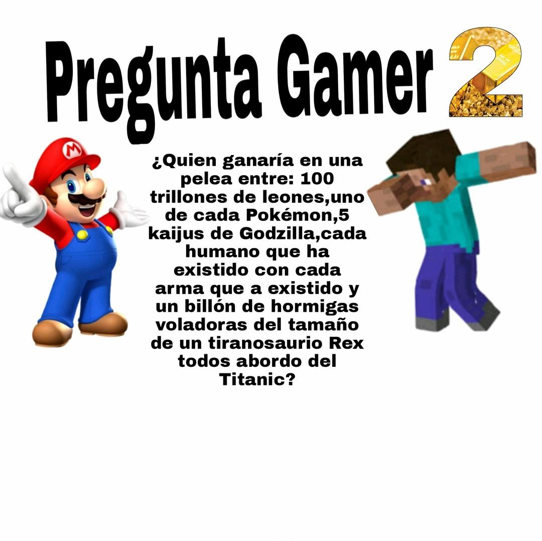 Solo para gamers 2 - meme
