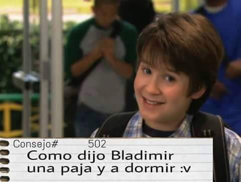 Ese bladimir - meme