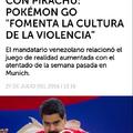 Maduro no madura