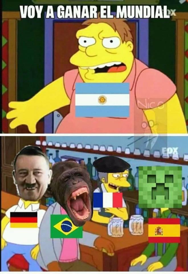 Russia 2018 - meme