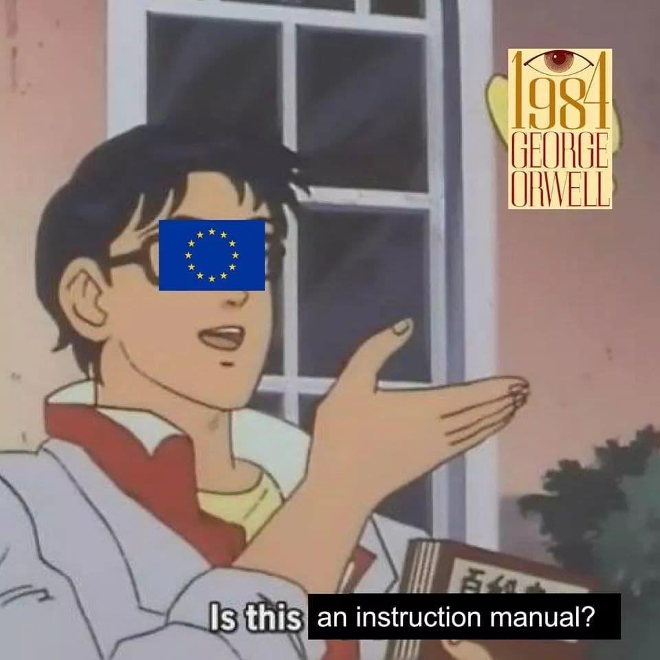 That damn article - meme