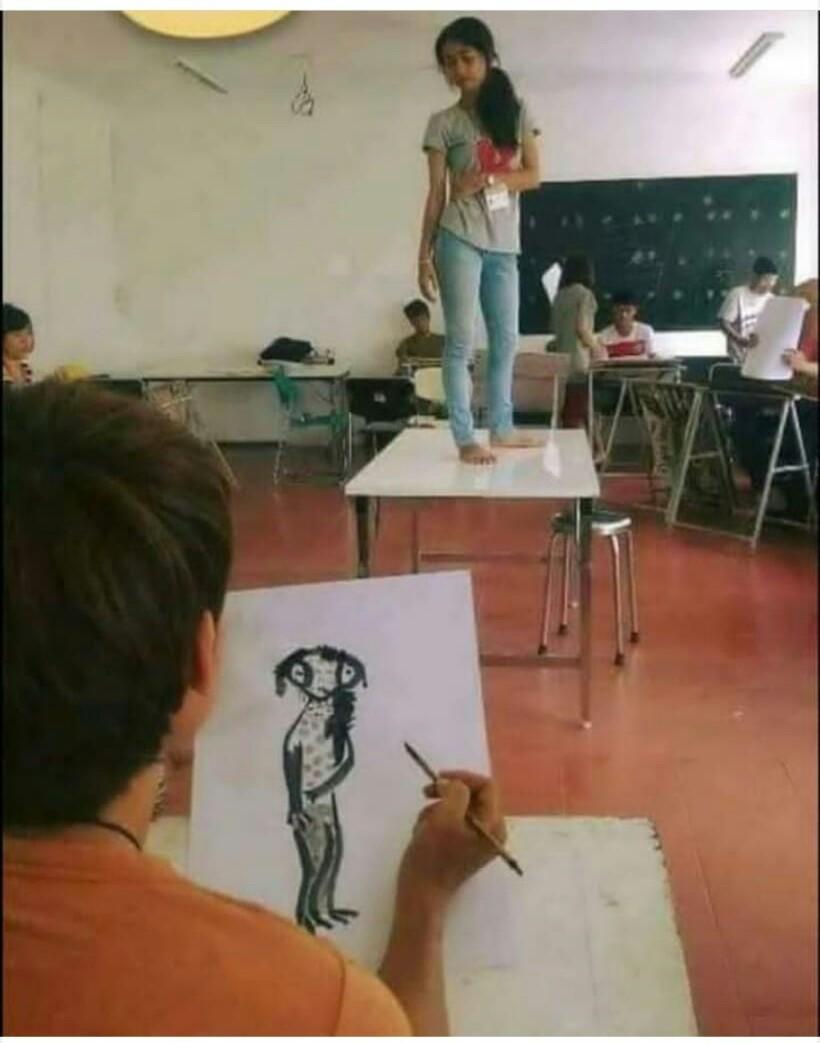 Dibujos...:v - meme