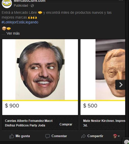 Vaya, vaya, Mercado Libre xD - meme