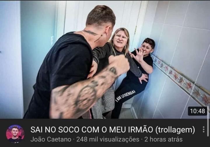 João Caetano - meme
