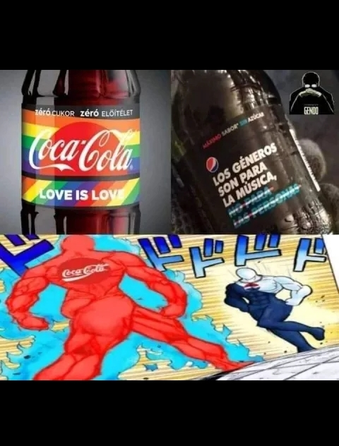 Estoy de acuerdo con Pepsi - meme