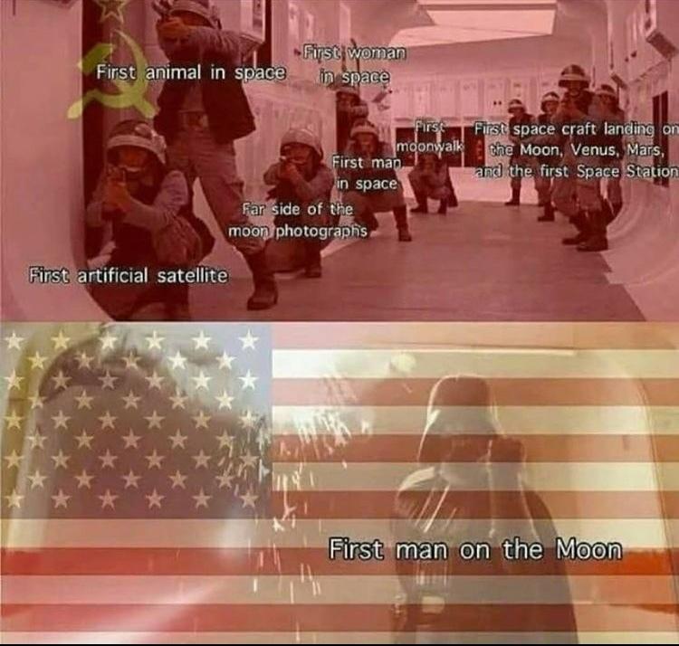 USA NUMBA ONE RUSSIA NUMBA FOUR - meme