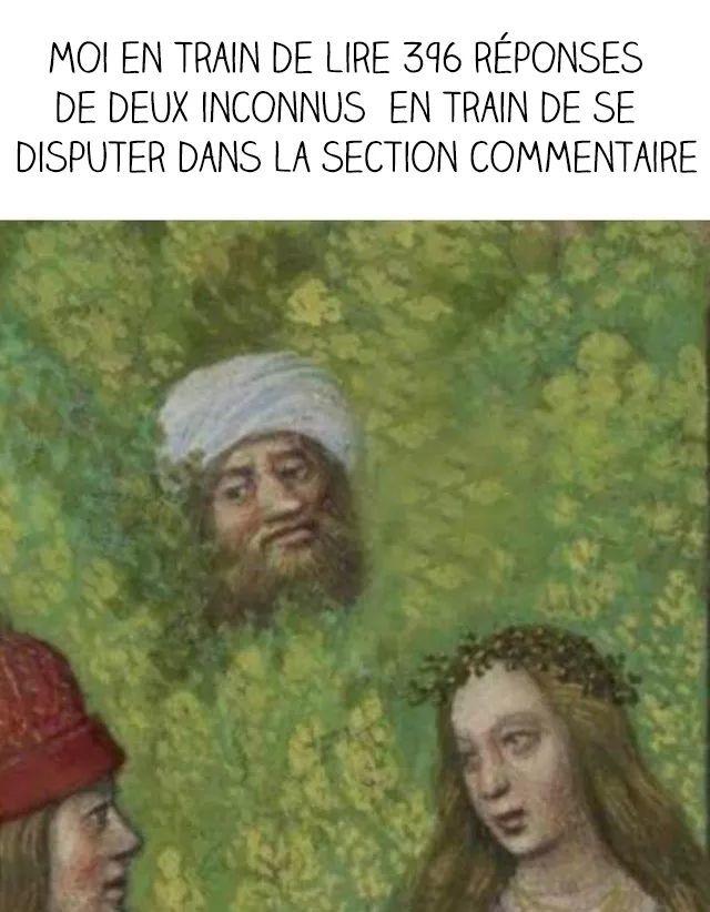 Discret - meme