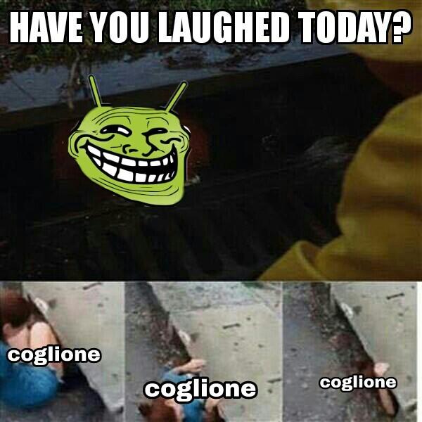 Fanculo la coerenza - meme