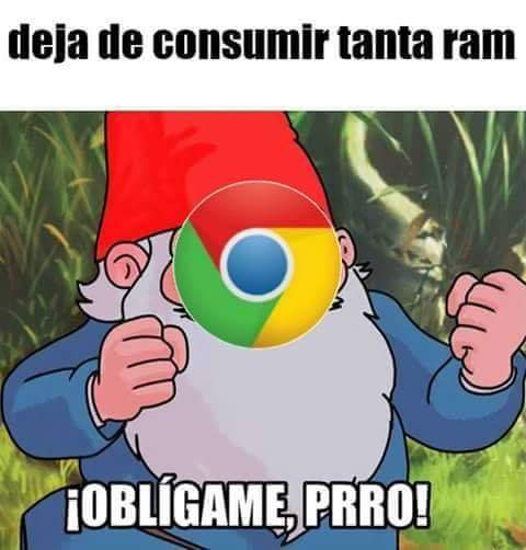 chrome - meme