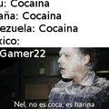 cocaina :v