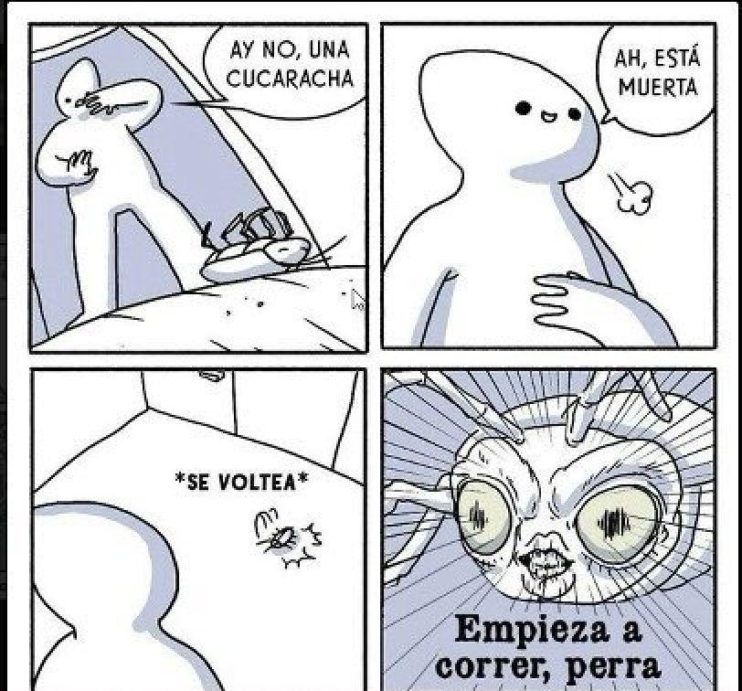 EMPIESA A CORRER - meme