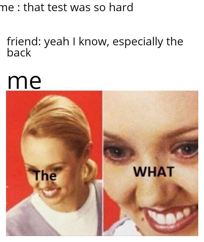 Tests - meme