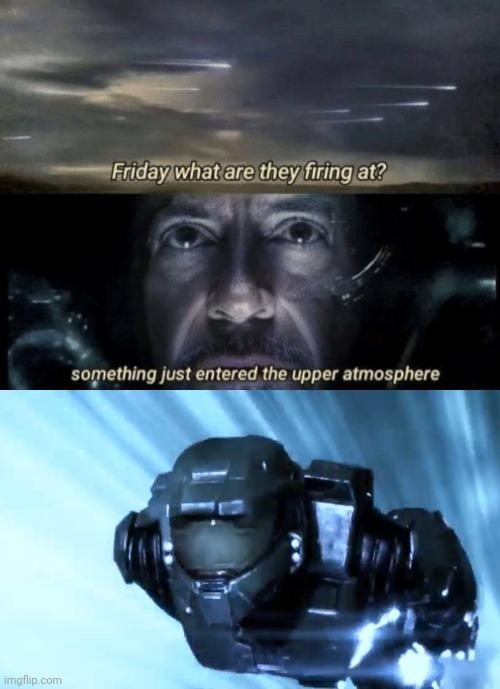 Halo Infinite looks good - meme