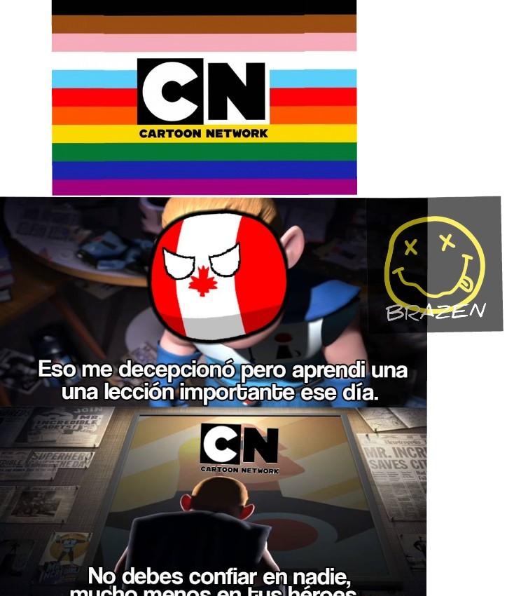 La bandera de C.N. no es LGBT busquen bandera MAP - meme