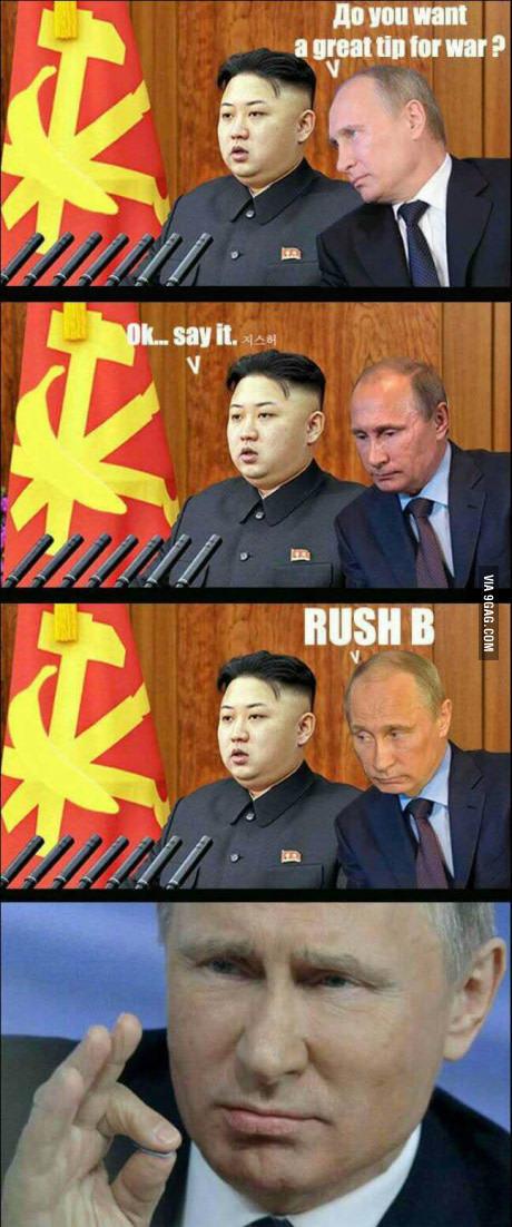 rush a - meme