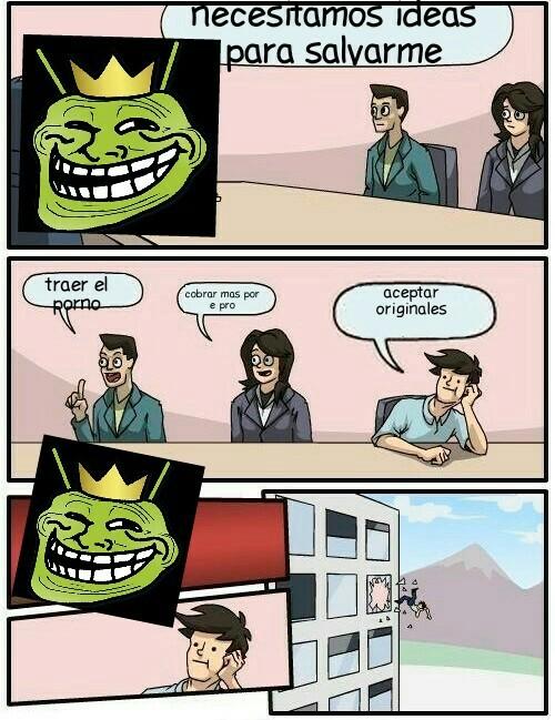 Original :v ALV - meme