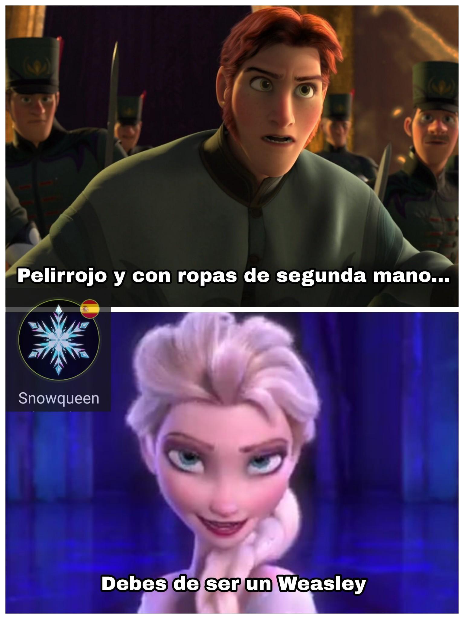 Weasley - meme