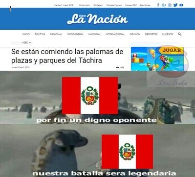 Táchira es un estado de Venezuela - meme