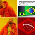 Nossa bandeira ñ será vermelha