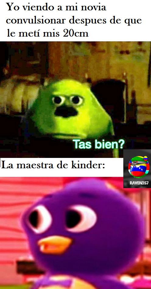 Ah la madre - meme
