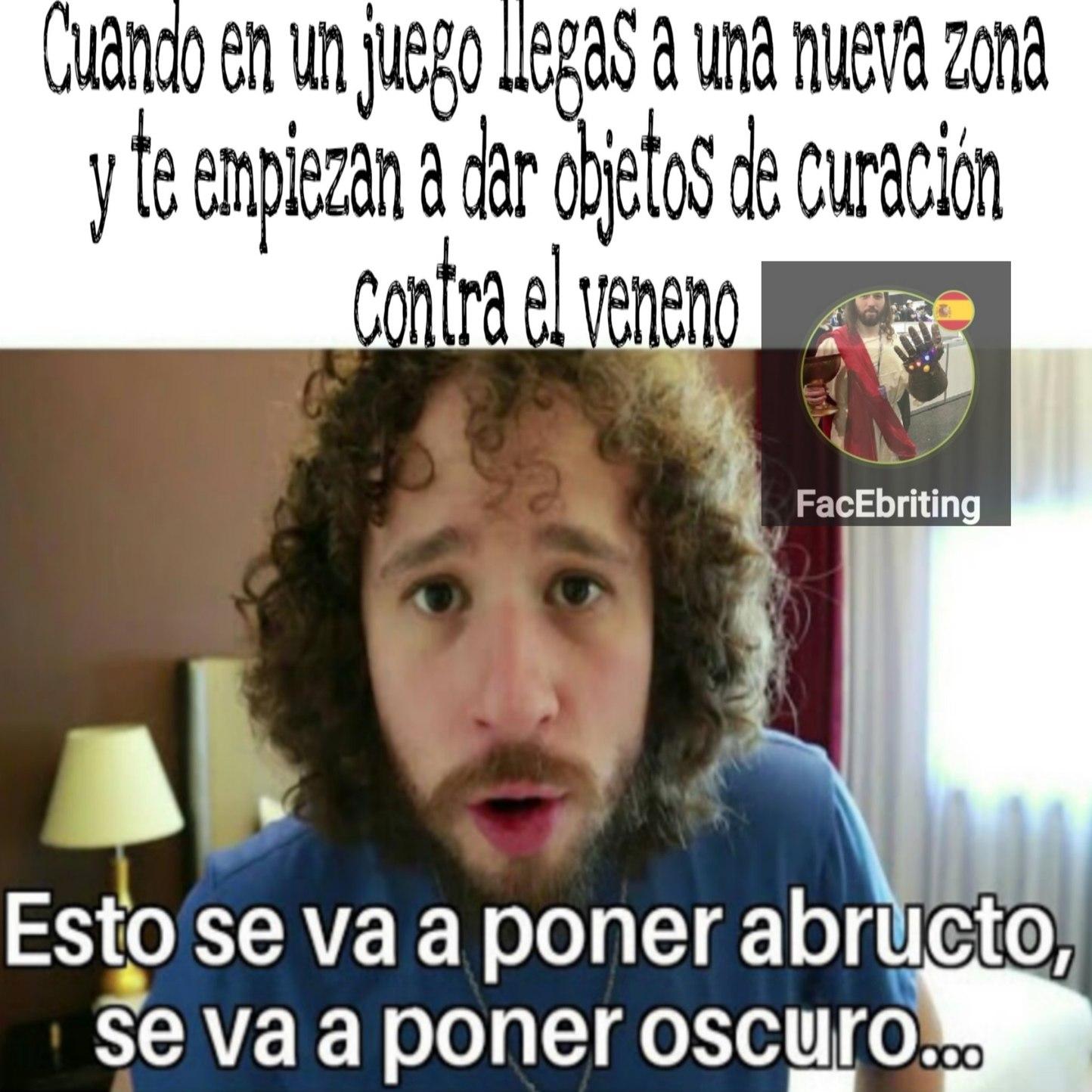 Ejem Ejem La ciudad infestada - meme