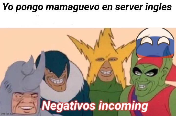 Mamaguevo - meme