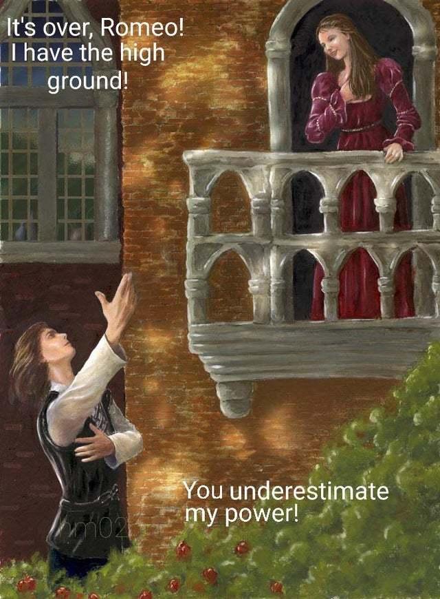 Romeo - meme