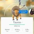 PEGUEI O TAUROS !!!