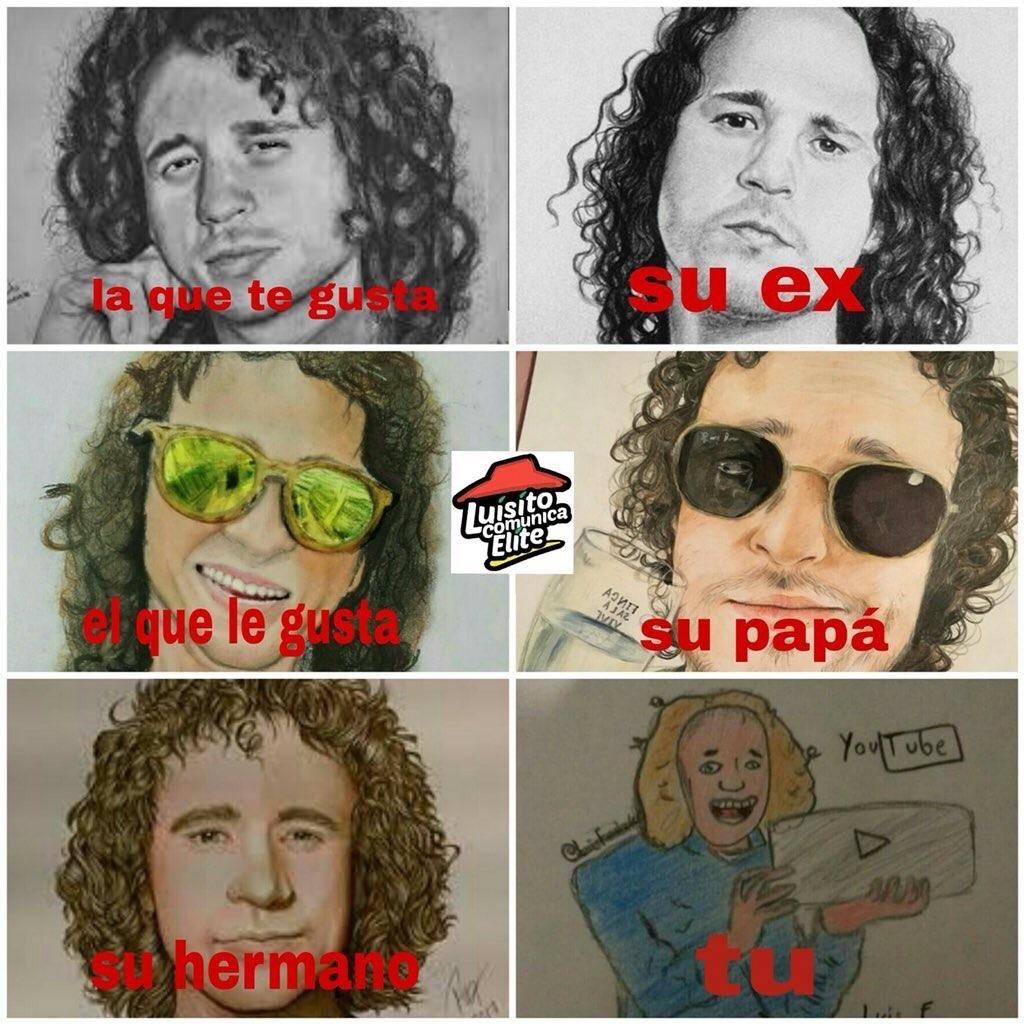 Ste Luisito - meme
