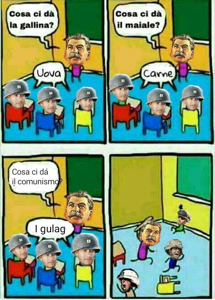 Viva il gulash - meme