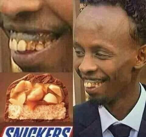 ...snickers - meme