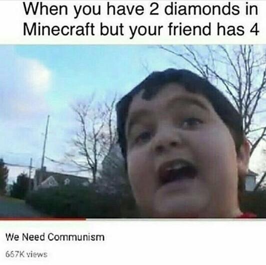 Do they still play minecraft? - meme