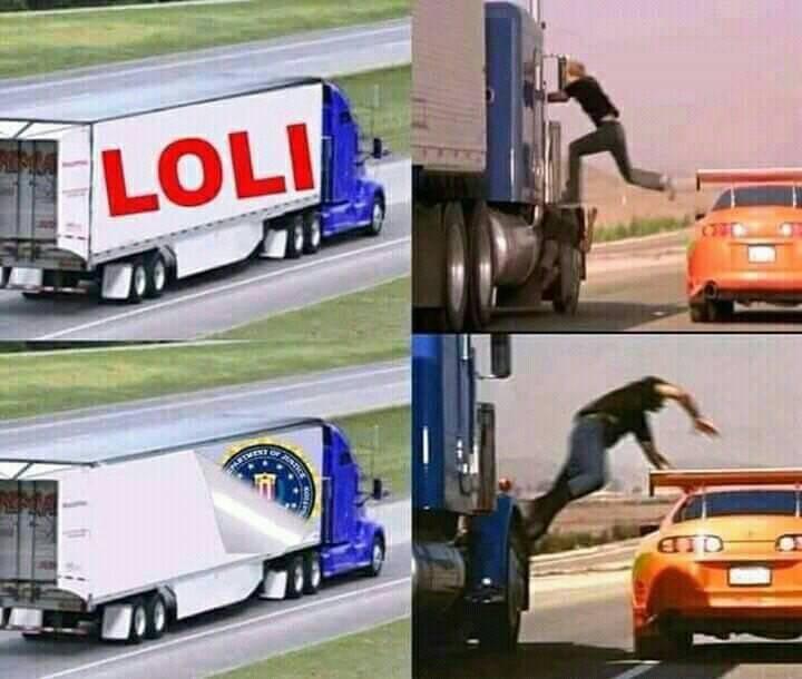 FBI ! - meme