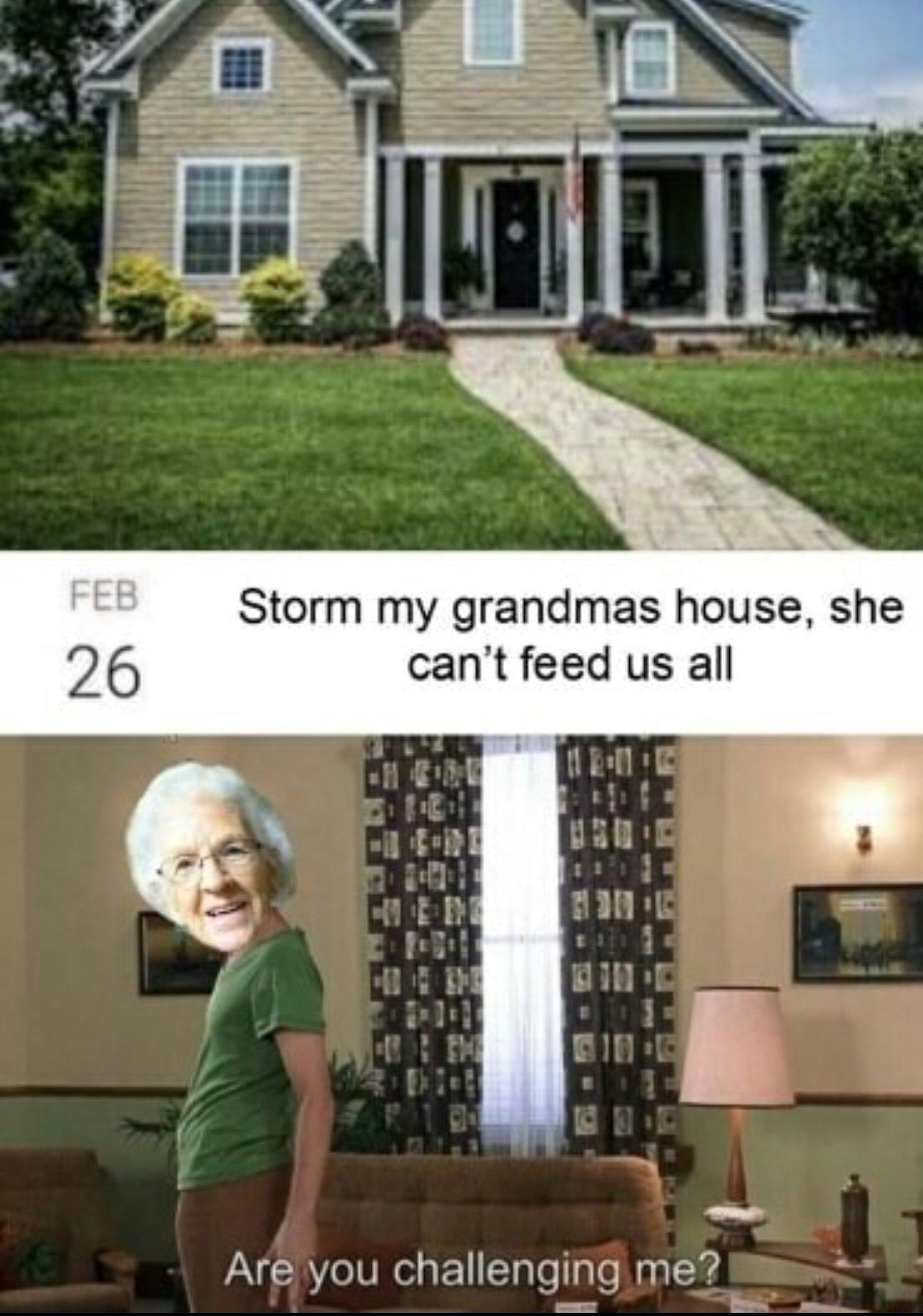 Feb 26th - meme
