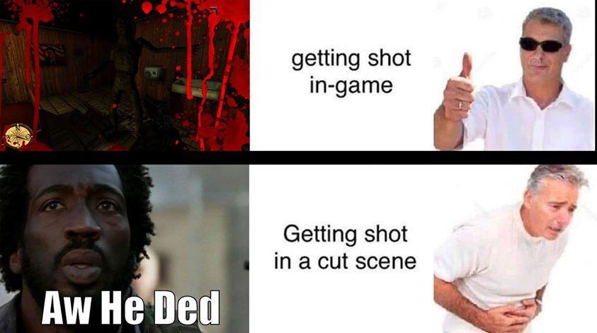 Em todos os COD - meme