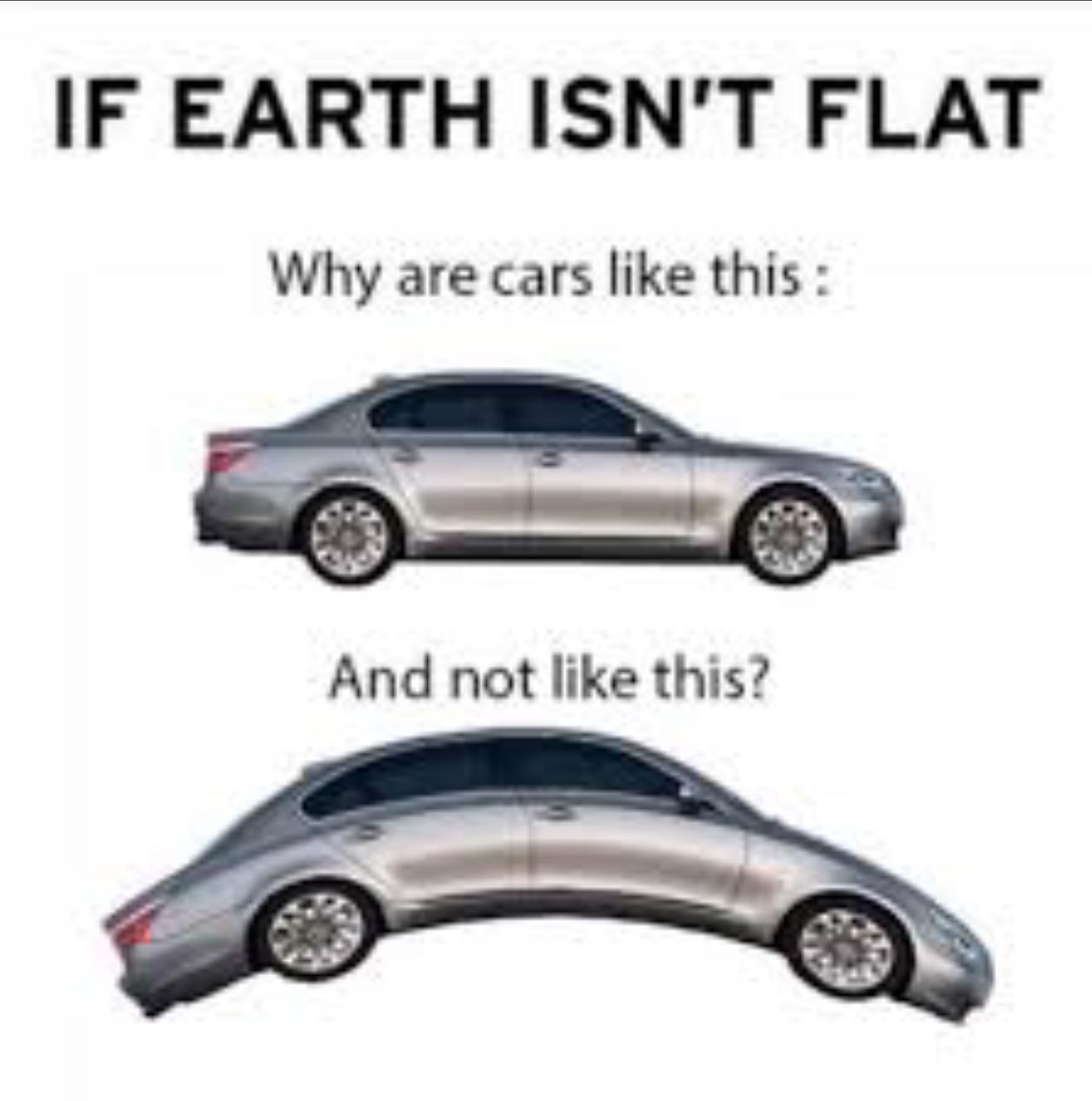 Flat - meme