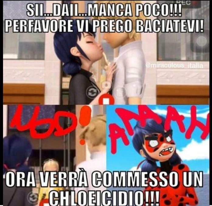 Ammazziamo CHLOEEEE!!! - meme