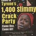 Tyrone has the best crack parties