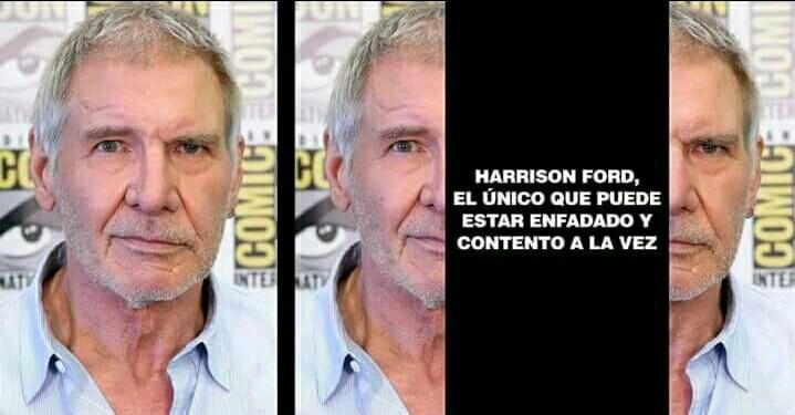 Harrison Ford - meme