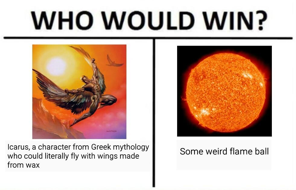 My first who would win mem be kind pls - meme
