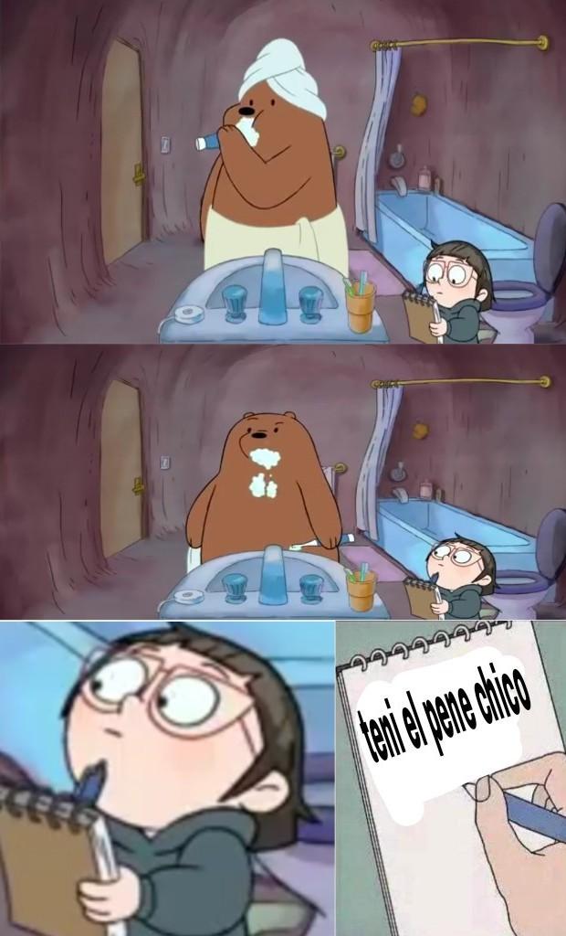 Pardo el tula chica - meme