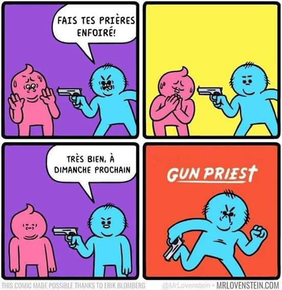 Le tueur - meme