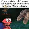 Esos T-Rex me cagaban