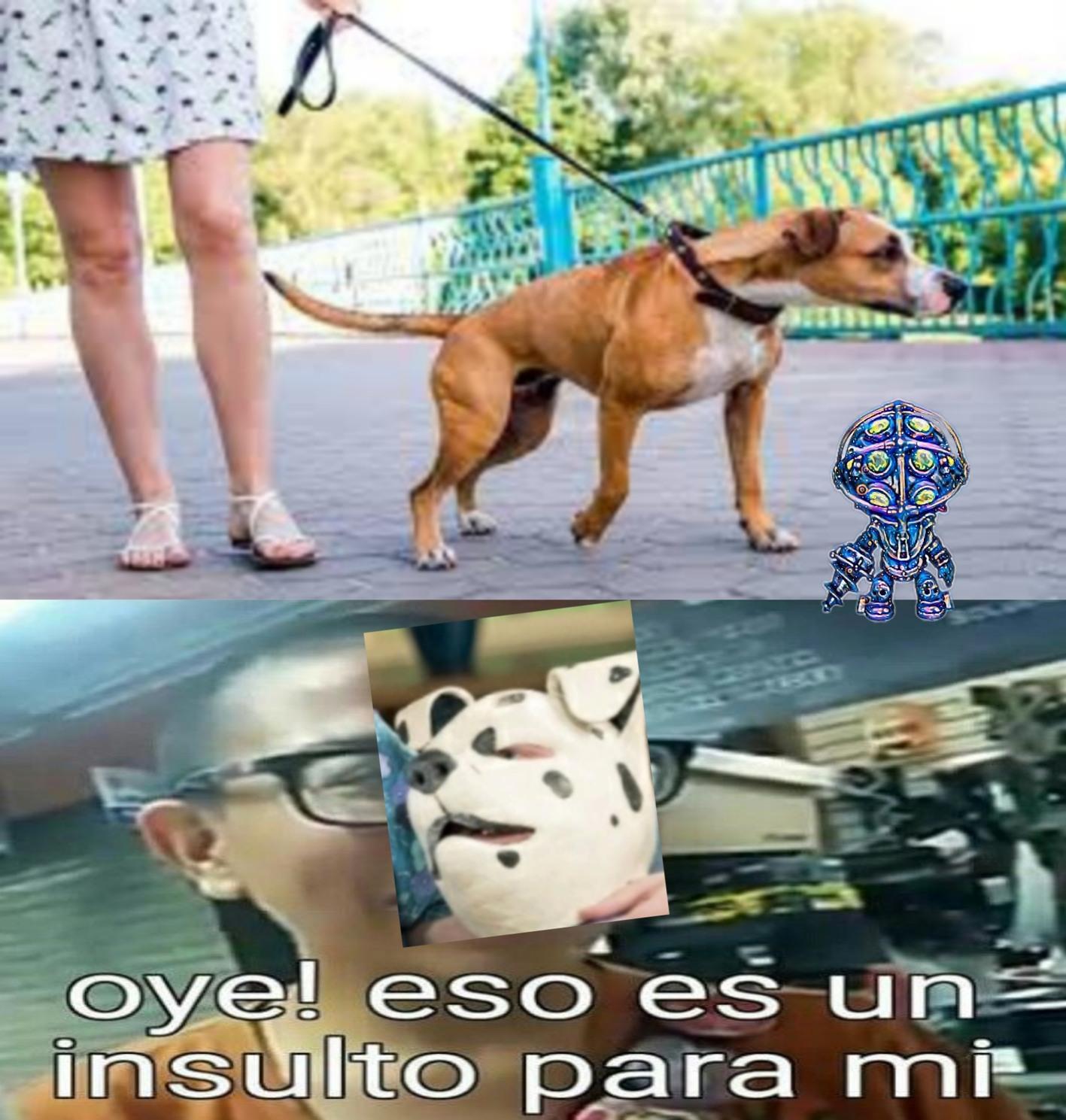 El hombre lobo regresa - meme